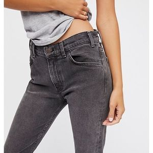 Free People Levi's 505 Iconic Vintage Style Jeans